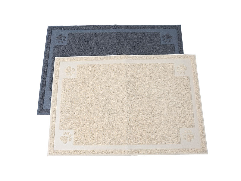 60*90cm Grey rectangular comfortable dog pad pet game pad pet supplies accessories PVC
