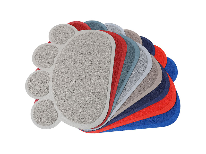 China Supplier Shopping Products 45*60 Plastic Pvc Dog Pet Litter Mat