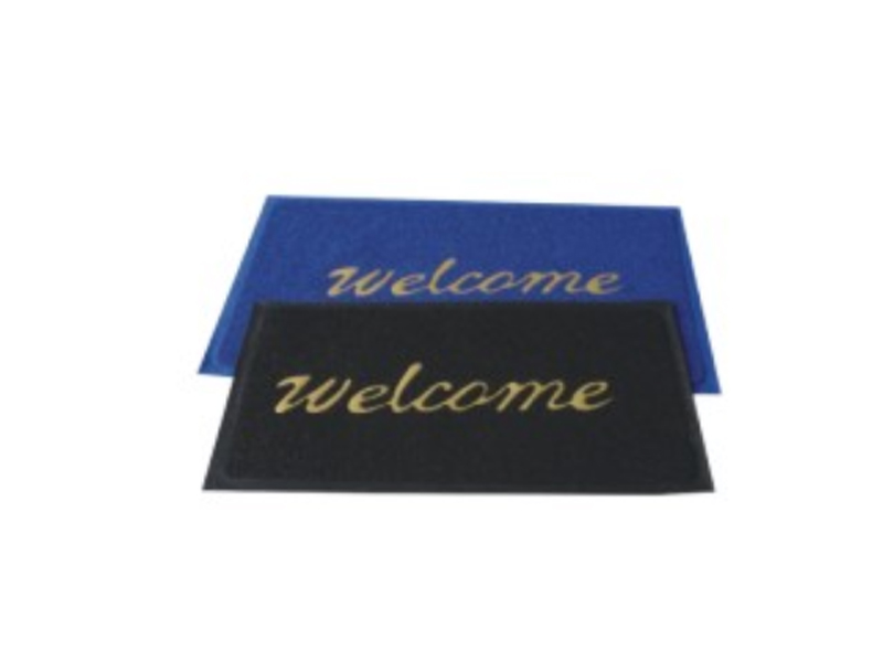 Hot Selling PVC Material Floor Welcome Home Mats For Front Door