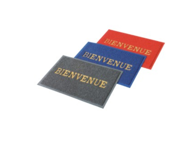 Make design Customizable Various Door Floor Mat bathroom Non-slip kitchen bedroom rubber floor mats